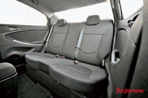 Polo Sedan против Solaris: народные инструменты