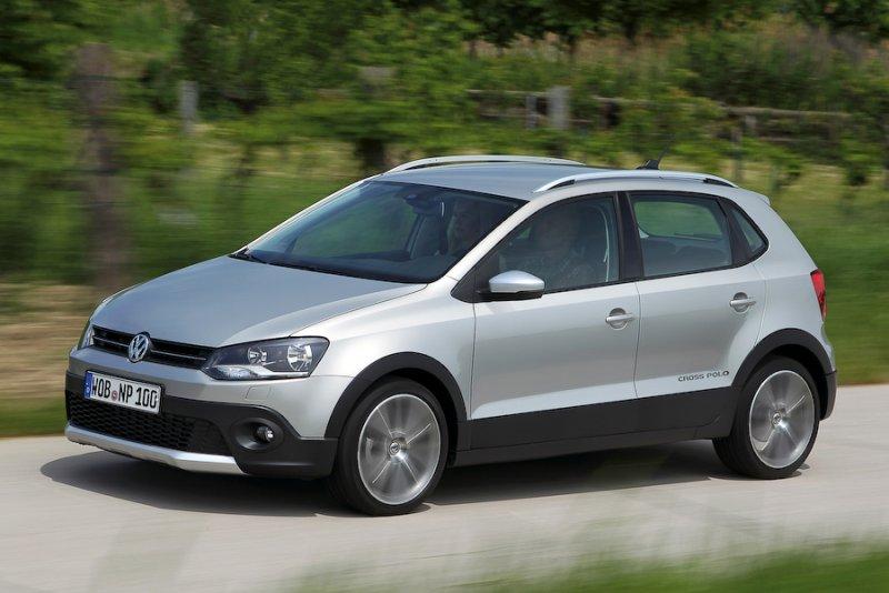 Автогигант Volkswagen представит в России новый «внедорожный» Polo