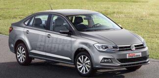 Новый Volkswagen Polo Sedan может получить другую платформу