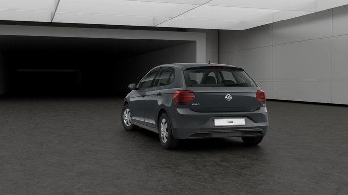 Как выглядит новый Volkswagen Polo 2018 в базовой версии