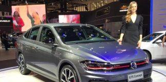 Новый Volkswagen Polo Sedan 2019 дебютировал в заряженной версии