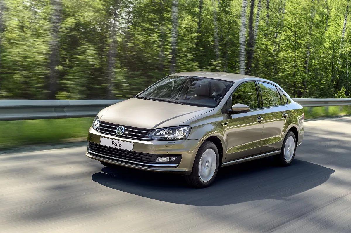 Почему Volkswagen polo Sedan покорил российский рынок