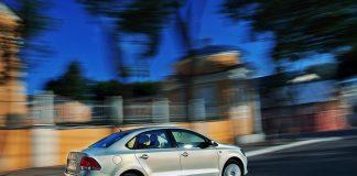 Седан Volkswagen Polo получил в России спецверсию Drive