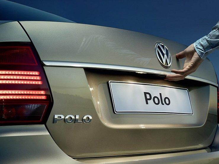 Volkswagen Polo в ноябре стал лидером продаж на московском рынке