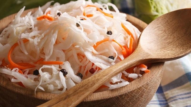 Простые и вкусные рецепты приготовления квашеной капусты с уксусом