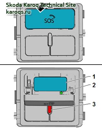 Самодиагностика системы ЭРА-Глонасс на автомобилях VAG