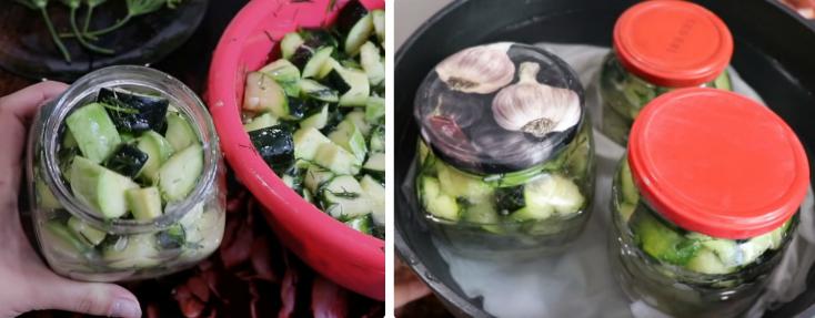Самые вкусные кабачки на зиму. 8 рецептов кабачков «пальчики оближешь»
