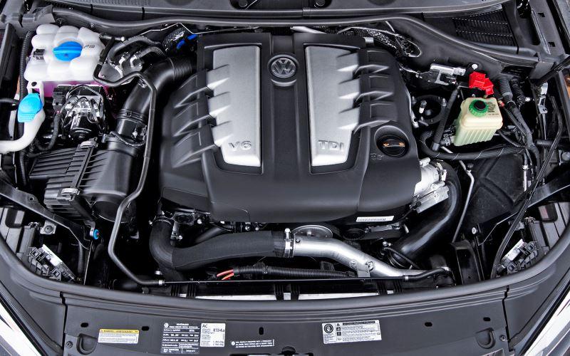 Современные двигатели VAG
