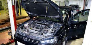 Volkswagen Polo Sedan - документация и фотоотчеты по ремонту