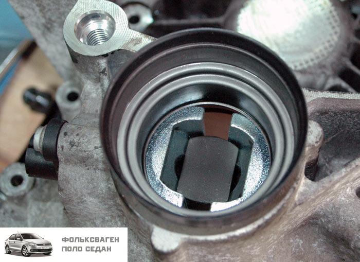 Замена подшипников в коробке передач МКПП 02Т