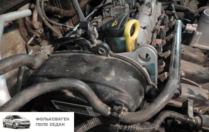 Замена ремня ГРМ на Skoda Yeti (5L) с двигателем CWVA