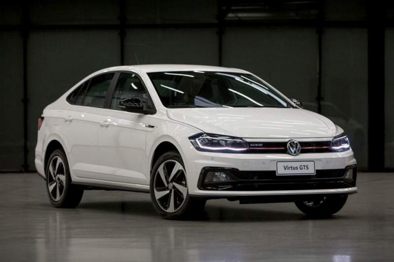 Бразильский Volkswagen Virtus GTS намекнул на «подогретый» Polo для России
