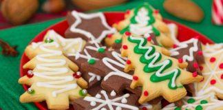 Рождественская классика - имбирное печенье