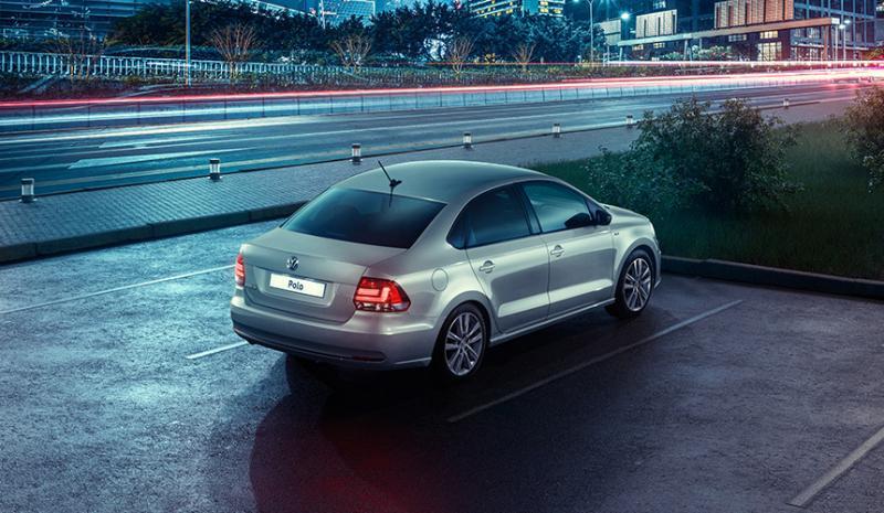 У седана Volkswagen Polo появилась комплектация Select