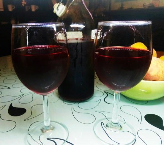Вино из черной смородины в домашних условиях: технология приготовления