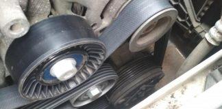 Замена помпы, роликов и ремня Volkswagen Polo Sedan 1.6 CFNA