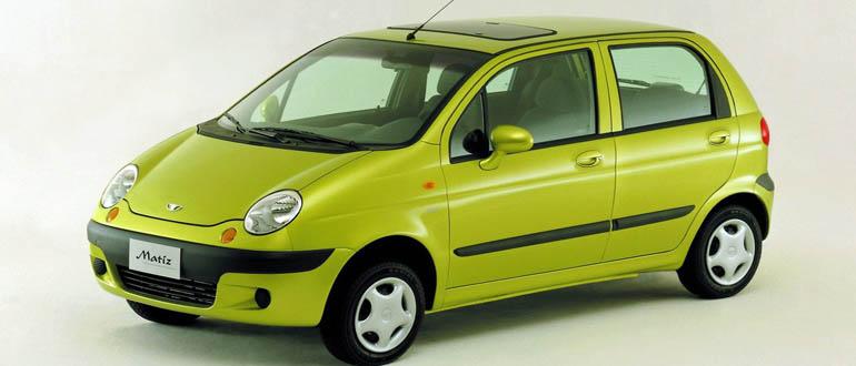 Daewoo Matiz отличный автомобиль для водителя новичка