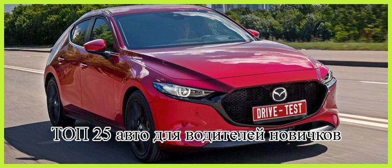 Какой автомобиль купить начинающему водителю, ТОП 25 машин для женщин и мужчин