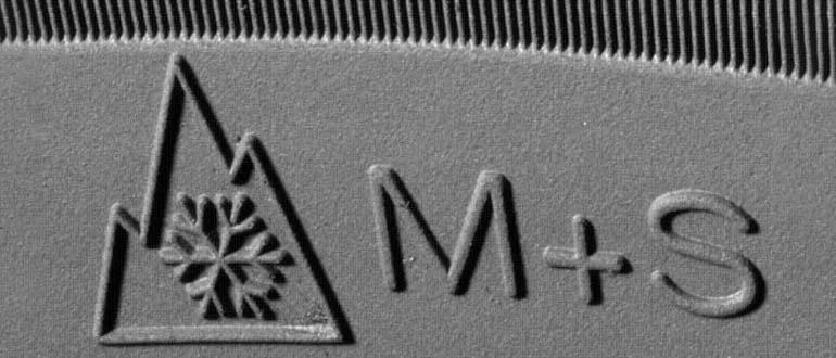 маркировка легковых шин
