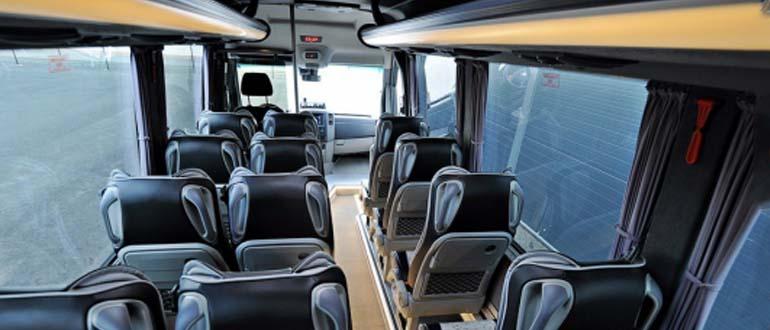 9 лучших микроавтобусов
