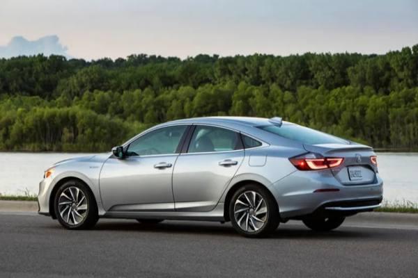 кузов и диски нового Honda Civic 2021