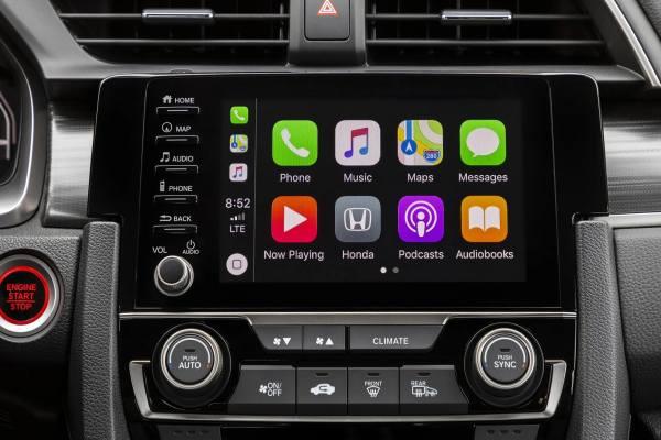 мультимедиа панель Honda Civic 2021