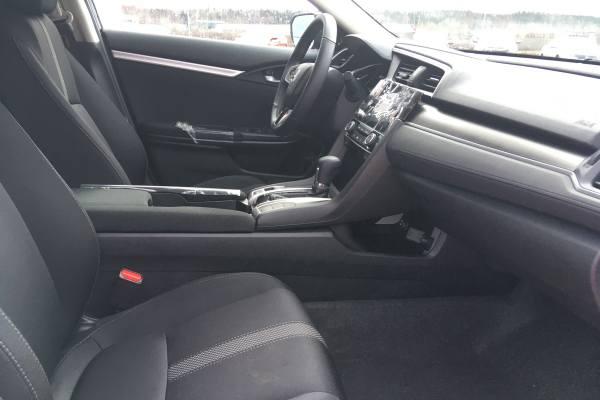 салон Honda Civic 2021