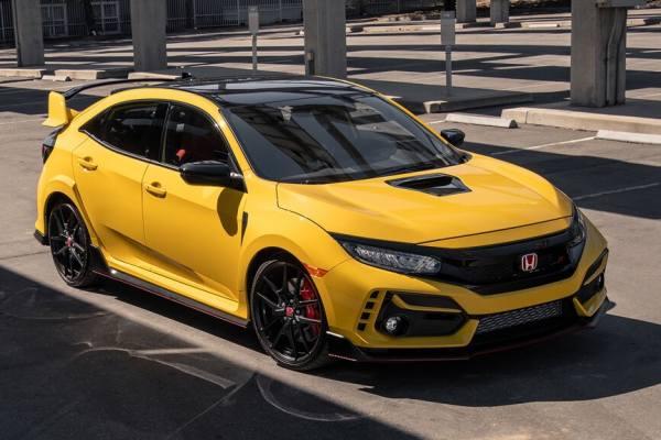 Honda Civic Type R 2021