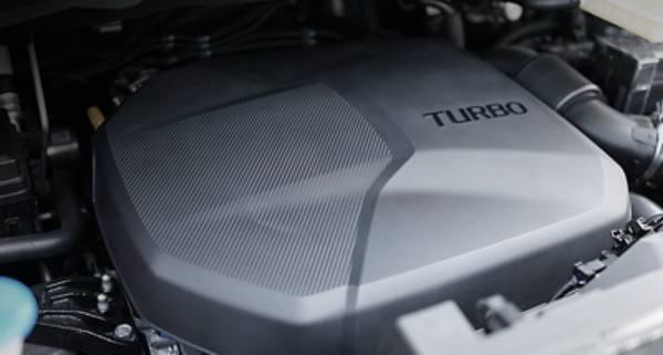 Hyundai Staria 2021 - 2022 турбомотор