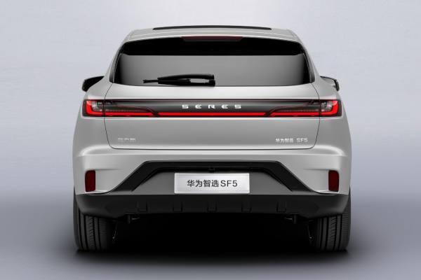 Задний бампер Huawei SF5 2021 года