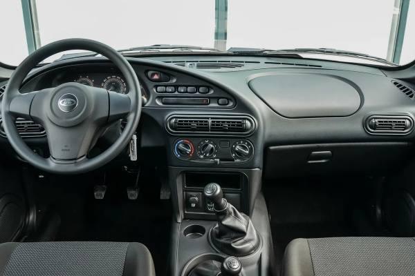 Lada Niva Travel 2021 приборная панель комплектации Классик
