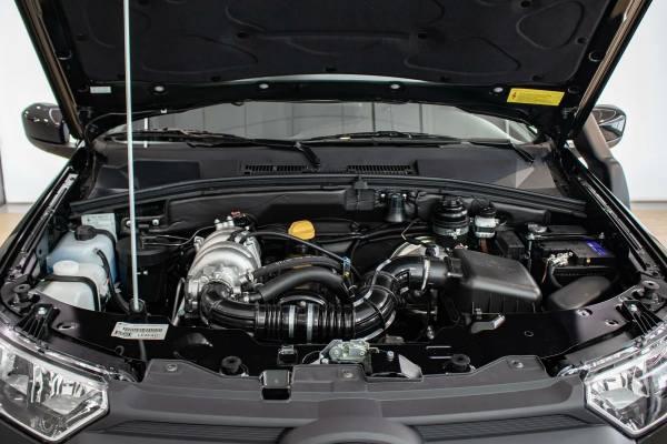 мотор двигатель 2021 Lada Niva Travel