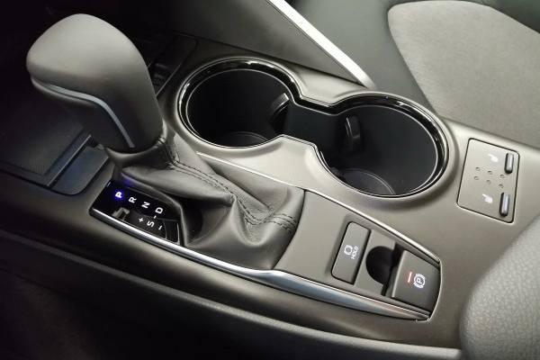 Toyota Camry 2021 коробка передач