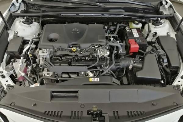 двигатель Toyota Camry 2021