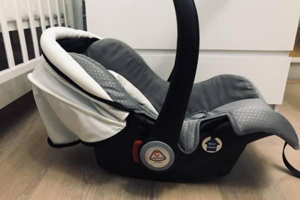 автокресло для перевозки детей Capsula BB0+